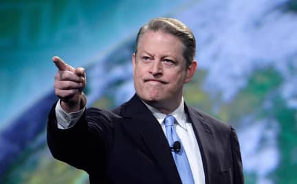 Al Gore on Climate Change