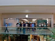 Apple Store West Edmonton Mall