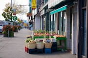 Produce Store on Danforth