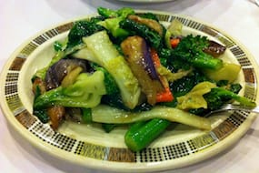 Mixed Chinese Vegetables