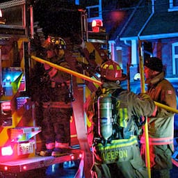 House Fire in East York