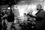 Elmer Ferrer Band at Timothy's Pub