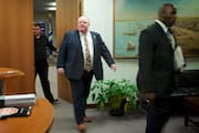 Rob Ford Leaving the Mayor's Office